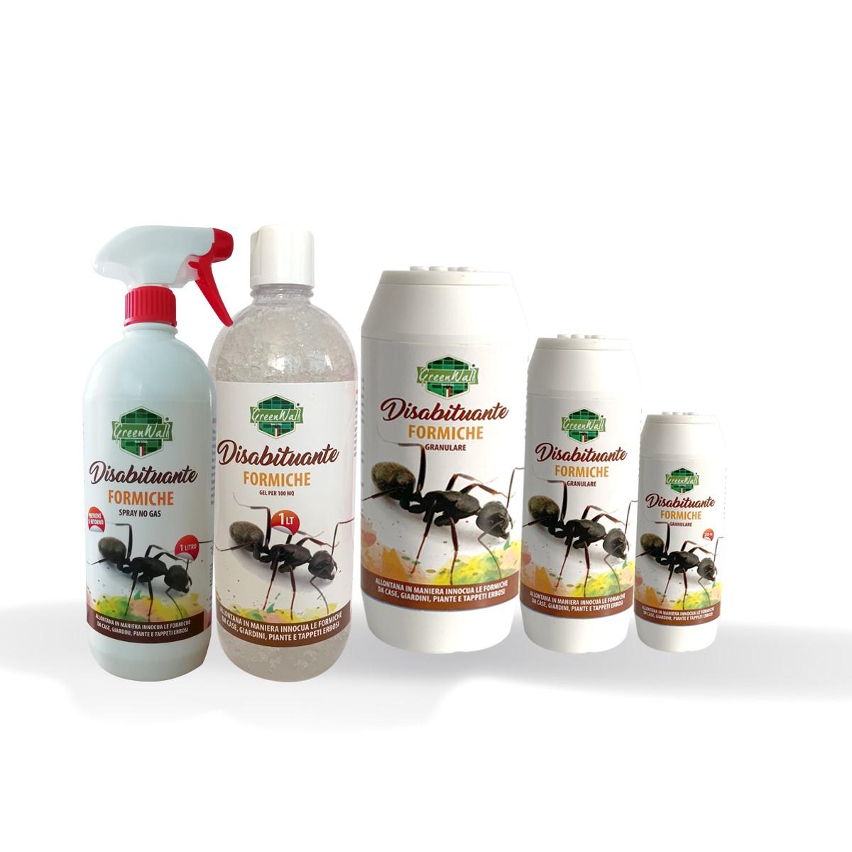 Prodotti Efficaci Contro Le Formiche disabituanti formiche
